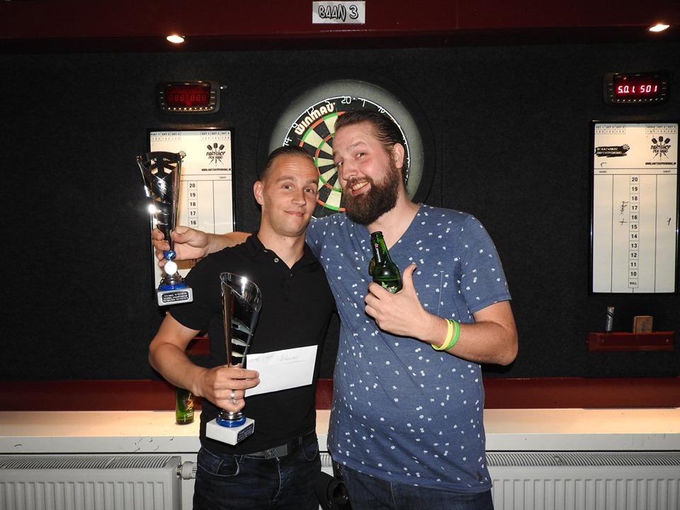 Haas Noot vis Mystery koppel gewonnen door Leon Jense en Mitchell Galos