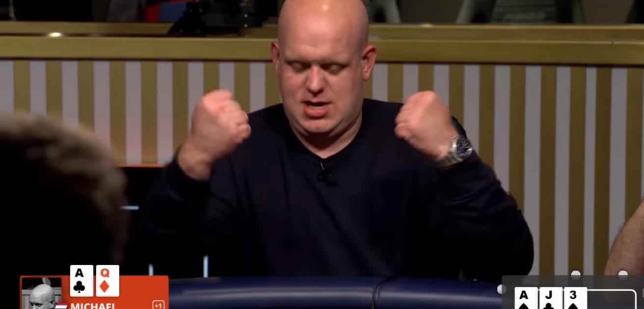 Michael van Gerwen Poker hoogtepunten op het MILLIONS germany