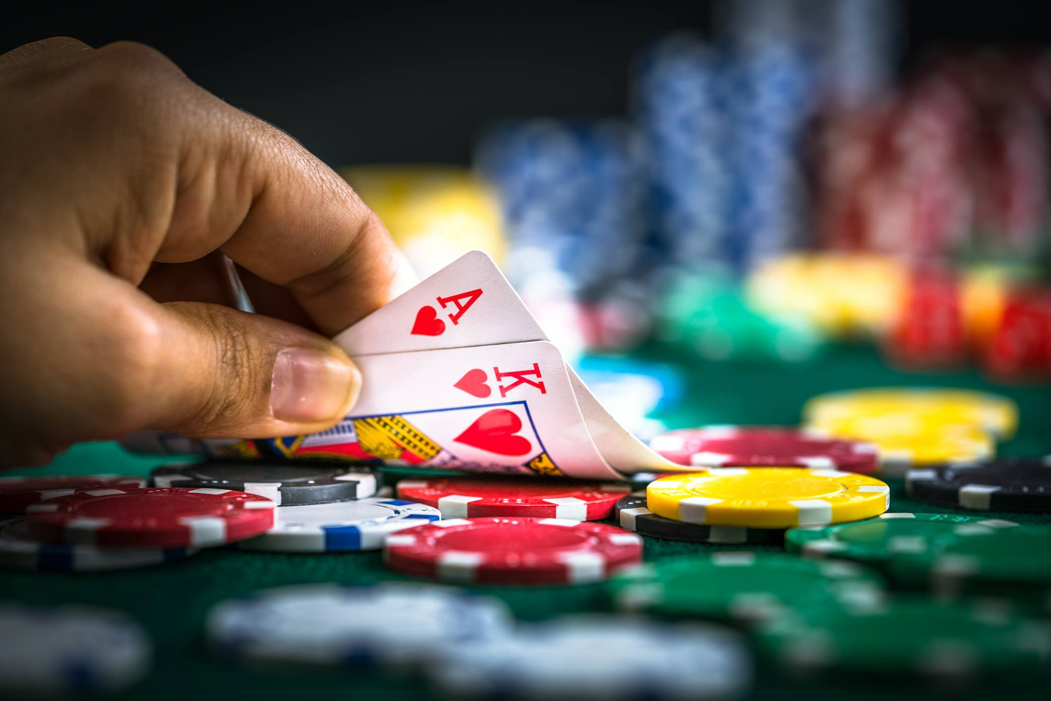 Pokerspelers opgelet!